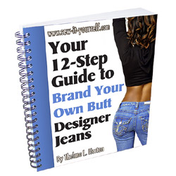 Brand Your Own Butt Book Cover