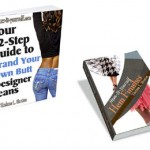 "E-Books: ""Brand Your Own Butt Designer Jeans"" and ""Hem Finishes"""