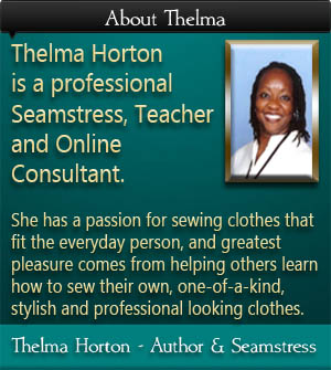 Thelma L. Horton - Author