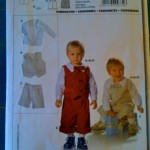 Sewing Clothes for Children Pattern