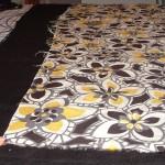 Straightening the Fabric Graint