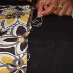 Straightening the Fabric Grain