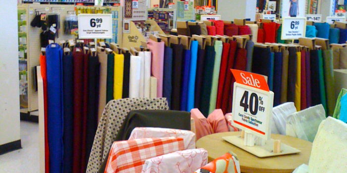 How To Choose Fabrics For Your Sewing Projects